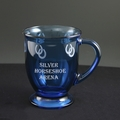 Denim Cobalt 16 oz. Caf� Trophy Mug - Log in for quantity pricing of 2 or more trophies.