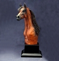 Arabian Stallion Trophy - Log in for quantity pricing of 2 or more trophies.
