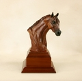 Medium Quarter Horse Trophy - Log in for quantity pricing of 2 or more trophies.