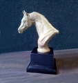 Medium Arabian Trophy - Looking Left - Log in for quantity pricing of 2 or more trophies.