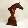 Medium Hunter Horse Trophy - Log in for quantity pricing of 2 or more trophies.