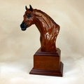 Quarter Horse Stallion Trophy - Log in for quantity pricing of 2 or more trophies.