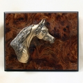 Arabian Right Premium Plaque - Log in for quantity pricing of 2 or more trophies.