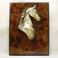 Large Arabian NSH Premium Plaque - Log in for quantity pricing of 2 or more trophies.