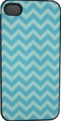 Aqua Chevron Phone Case