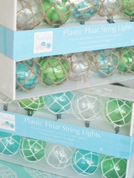 Nautical Float Lights Back ordered until November