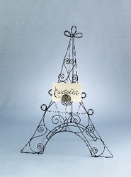 Eiffel Tower Photo Ornament