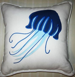 Newport Jellyfish Pillow