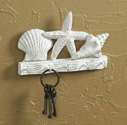 Beach key hook