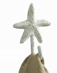 Starfish Hooks set of 2