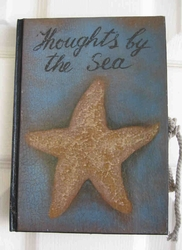 Beach Journal Thoughts by the Sea