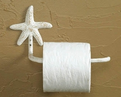 Coastal Starfish Toilet Paper Holder