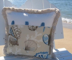 Small Beachcomber Pillow