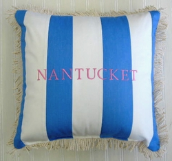 Beach Pillow Nantucket