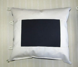 Nautical Pillow Sierra