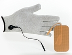 BACKORDERED UNIVERSAL Conductive Hand Glove Garment