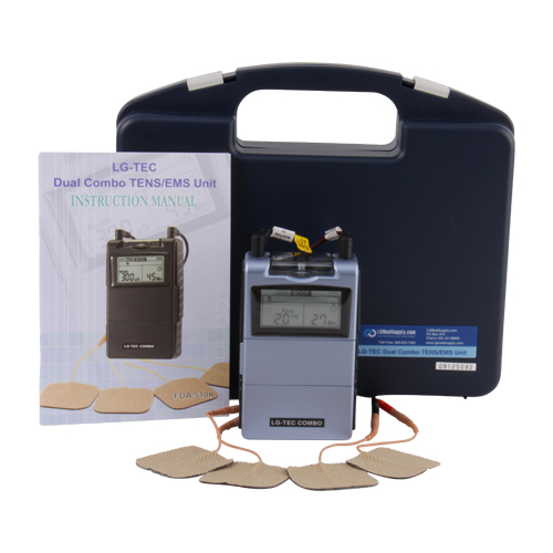 """FEATURED PRODUCT"" LG-TEC Combo TENS / EMS Muscle Stimulator Only $109.99"