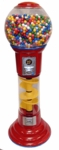 5 ft Spin & Drop Spiral Gumball Machine - Free Shipping!