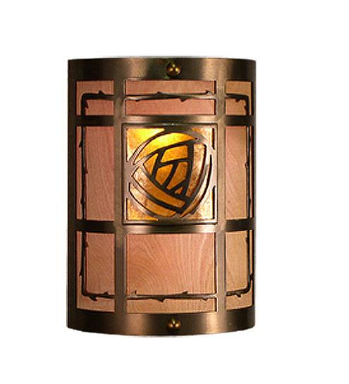 Bungalow Rose Wall Sconce