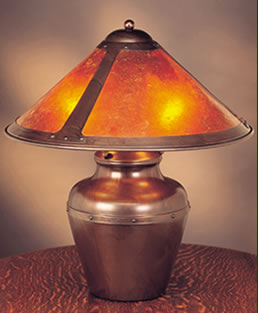 Mica Traditional Large Table Lamp