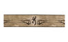 Browning Buckmark Decorative Wall Border