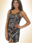 Mossy Oak Camo Swimsuit Coverup