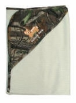 Realtree Camo Thermal Camouflage Embroidered Infant Blanket