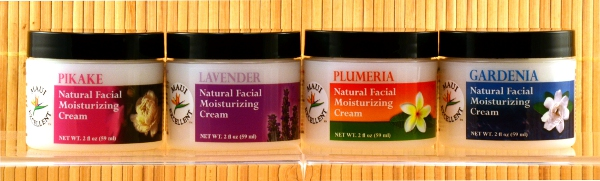 <b>Natural Facial Moisturizing Creams</b>