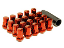 Muteki 32925R SR35 Closed-Ended Lug Nuts 12x1.25mm Red