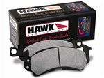 Hawk HB350M.496 Black Rear Brake Pads Acura