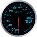DEFI DF10503 60MM Water Temp Blue Defi Advance BF Gauge