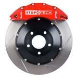 StopTech 83.130.4700.71 Big Brake Kit Front Slotted Rotors 00-05 Audi