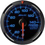 Defi 52mm Blue Racer Pressure Gauge