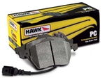 Hawk HB508Z.586 Performance Ceramic Rear Brake Pads Dodge