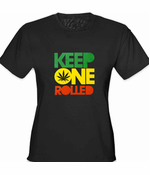 Keep One Rolled Women's T-Shirt