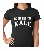 Addicted to Kale Women's T-shirt