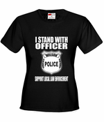 I Stand with Officer Wilson Women's T-Shirt