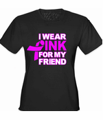 I Wear Pink For My... Women's T-Shirt