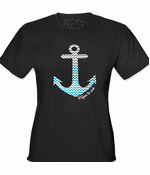Chevron Refuse To Sink T-Shirt