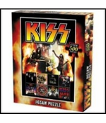 KISS 500 Piece Jigsaw Puzzle