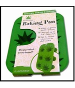 Stonerware Pot Leaf Baking Pan