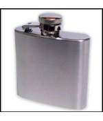 2 1/2oz. Shorty Pocket Flask