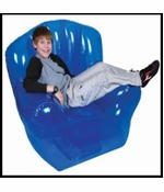 High Back Inflatable Blow up Chair