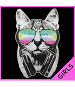 DJ Cat Women's T-shirt