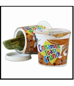 Cinnamon Toast Crunch Cereal Diversion Safe