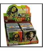 Bob Marley Cigarette Case Collection King Size (12 Piece)