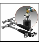 The Hammer Flask :: The Amazing All in One Hammer, Bottle Opener, Ice Crusher & Flask