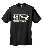 Problem Solved Men's T-Shirt