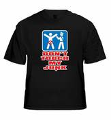 Don't Touch My Junk! Airport Security T-Shirt