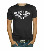 Bang! Bang! Two Guns T-Shirt
